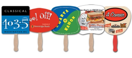 Customized Hand Fans